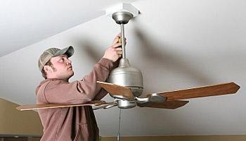 Instalaci n de ventiladores en guadalajara - Instalacion de ventilador de techo ...